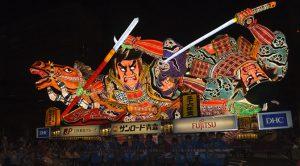 青森県・ねぶた祭