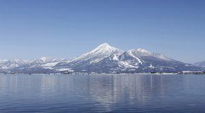 福島県・磐梯山