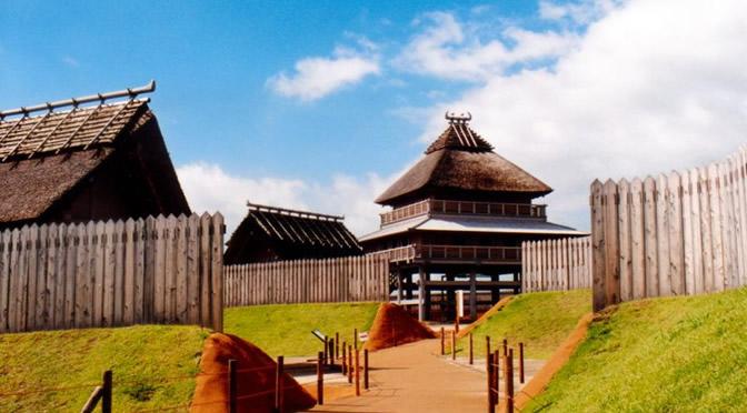 佐賀県・吉野ヶ里歴史公園